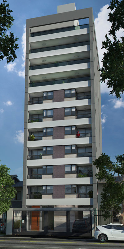 Edificio Entre Ríos